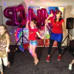 Virtual Disco and Karaoke Party for children